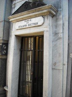 Benjamin Gregorio Breitman