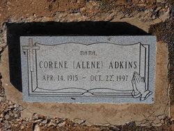 """Corene """"Alene"""" Adkins"""