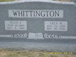 Lela Mae <I>Frazer</I> Whittington