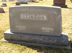 Nora Adaline <I>Jones</I> Stinson