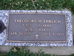 Theodore H Ehrlich