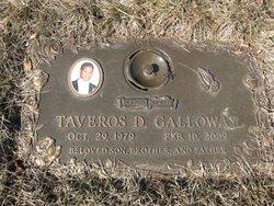 "Taveros DeShaun ""Dino"" Galloway"