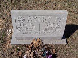 Thomas Cleveland Ayers