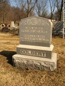 Mahala E. <I>Roush</I> Colbert