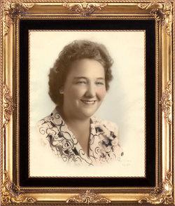 Lillie Mae <I>Hall</I> Buchanan