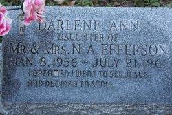 Darlene Ann Efferson