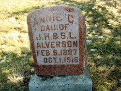 Annie C Alverson