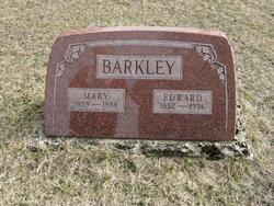 Mary A. <I>Hamilton</I> Barkley