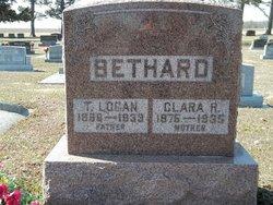 Clara R <I>Rendfield</I> Bethard
