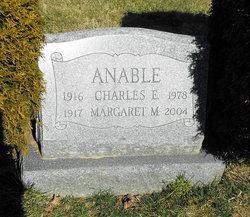"""Margaret M. """"Peg"""" <I>Depew</I> Anable"""