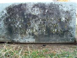 Joseph Henry Alverson