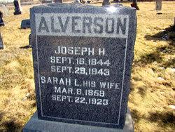 Sarah Louise <I>Allen</I> Alverson
