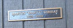 """Martin """"Marty"""" Dimbat"""