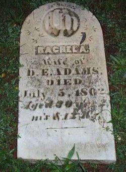 Rachel A. <I>Hamilton</I> Adams