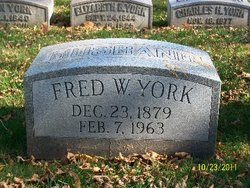 Frederick William York