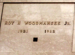 Roy H Woodmansee, Jr