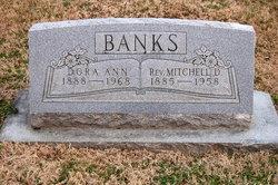 Rev Mitchell D. Banks, Sr