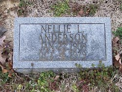 Nellie L <I>Mouser</I> Anderson