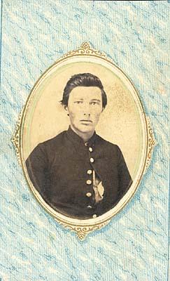Pvt George W Ammon