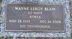 Wayne LeRoy Blair