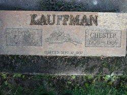 Chester David Kauffman