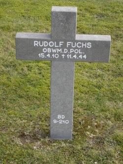 Rudolf Fuchs
