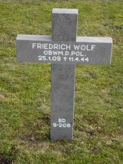 Friedrich Hermann Wolf