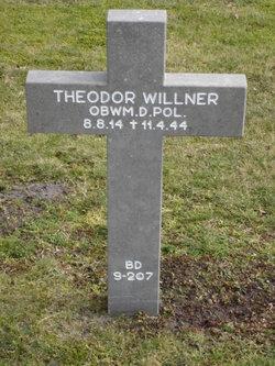 Theodor Theobald Willner