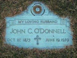 John C O'Donnell