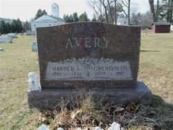 "Gwendolyn May ""May"" <I>Ion</I> Avery"