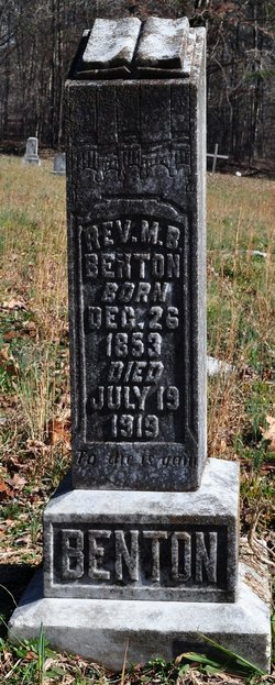 Rev Mead B. Benton