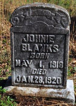 Johnie Blanks
