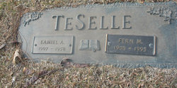 Eamiel A TeSelle