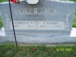 Clarissa Arvilla <I>Henson</I> Bolerjack