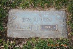 Eva Marie <I>Garberson</I> Hess