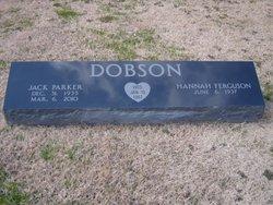 Hannah <I>Ferguson</I> Dobson