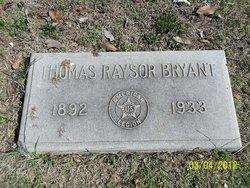 Thomas Raysor Bryant