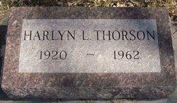 Harlyn L Thorson