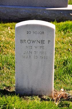 Brownie P Milner