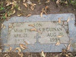 Rev Thomas Patrick Guinan