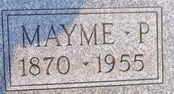 Mayme P. <I>Pendleton</I> Alspach