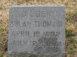 Bulah Morrison <I>Thomas</I> Gilder