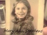 "Mary Ann ""Peanut"" <I>Stephens</I> Gerschoffer"