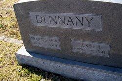 Sarah Frances <I>McKinley</I> Dennany