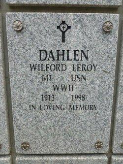Wilford Leroy Dahlen