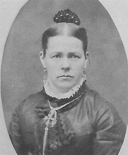 Margaret Jane <I>Haymond</I> Packard