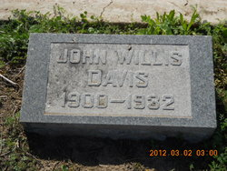 John Willis Davis