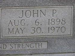 John P. Jones