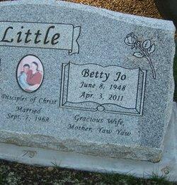 Betty Jo <I>Love</I> Little