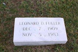Leonard D Fuller